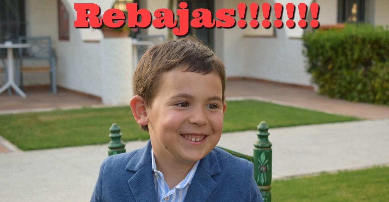 REBAJAS!!!!